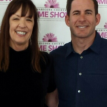 Melissa Black and Tarek El Moussa from HGTV'S Flip or Flop